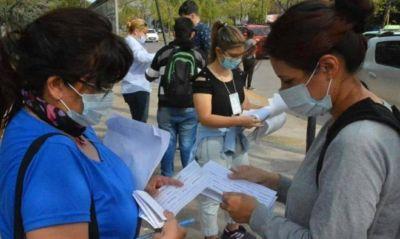 """Coronavirus: Capitanich manda evangélicos a """"relevar"""" zonas críticas"""