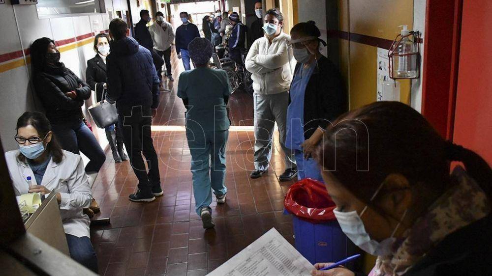 Coronavirus: ascienden a 2.588 los fallecidos y 141.900 los contagiados en el país