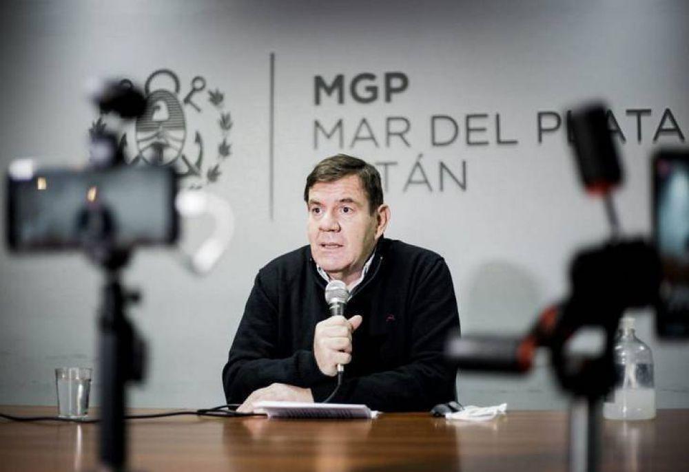 Por algo se empieza… Guillermo Montenegro reconoció que hay circulación del virus en Mar del Plata