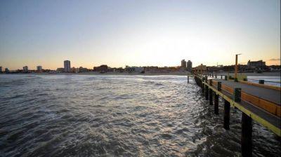 Villa Gesell: el 1 de agosto habilitarán el muelle de pescadores
