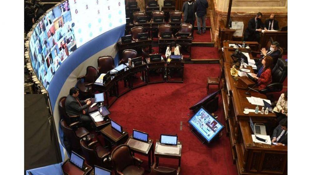 El Senado convertirá en ley los proyectos sobre donación de plasma y receta digital