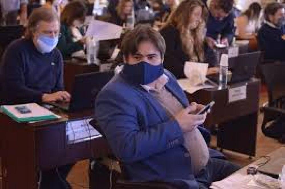 Nuevo caso de coronavirus en la Legislatura porteña