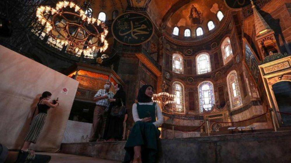 Turquía. Santa Sofía. Mensaje del Alto Comité para la Fraternidad Humana