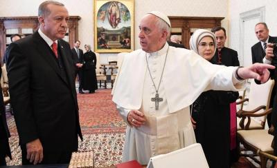 Santa Sofía: Erdogan redobla su apuesta e invita al Papa a la apertura
