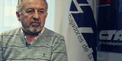 Yasky contó que Alberto Fernández lo llamó para disculparse por no haberlo sumado al acto del 9 de Julio en Olivos