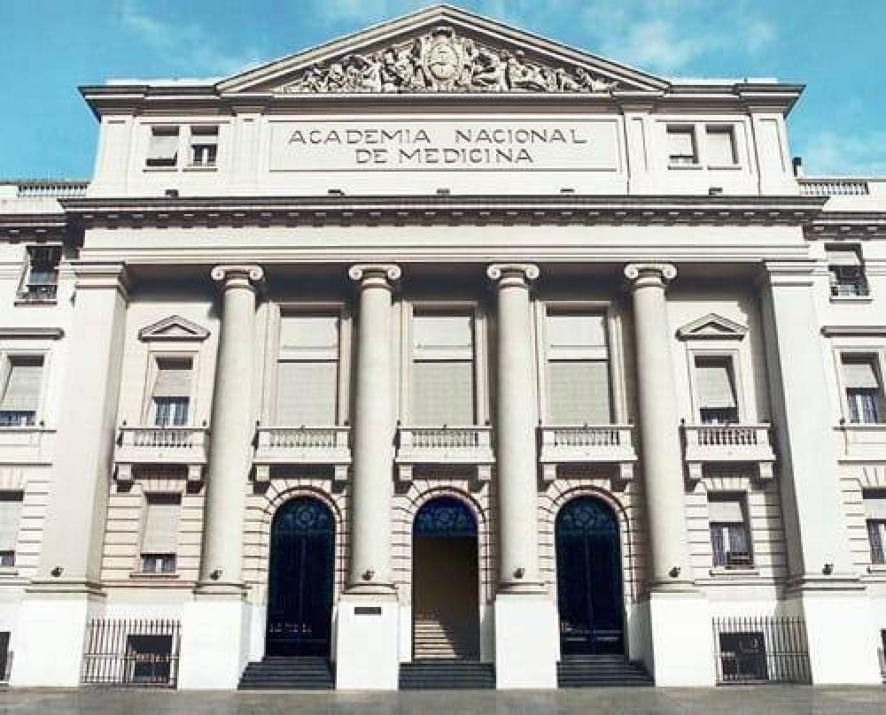 Comunicado de la Academia Nacional de Medicina sobre la adhesión de la Ciudad de Buenos Aires al protocolo nacional de interrupción legal del embarazo