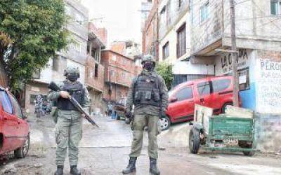 Tras reunión Frederic - Berni, se acordó la presencia de las Fuerzas Federales en el conurbano bonaerense