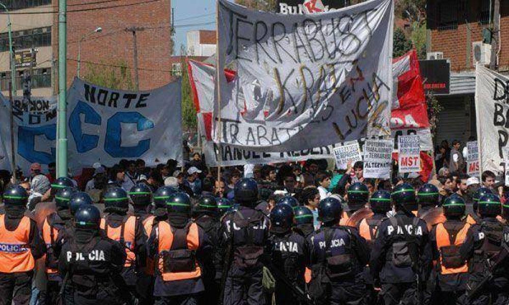 Los gremialistas de Kraft amenazan con cortar las rutas de todo el país