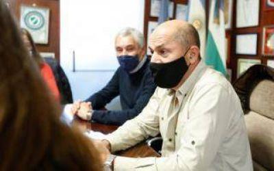 Intendente de Ensenada desmintió pelea a trompadas con Berni