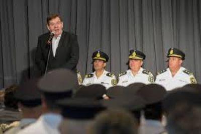 Montenegro reclamó por el retiro de fuerzas federales de Mar del Plata