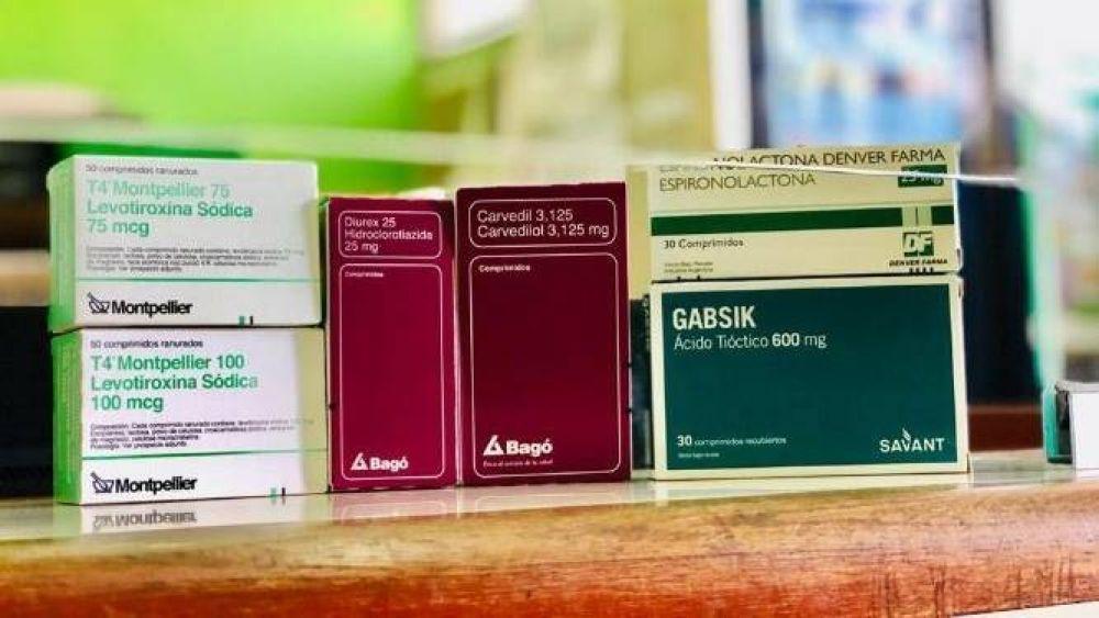 Puerto Rico: continúa la entrega de medicamentos para diabéticos, hemofílicos e hipertensos