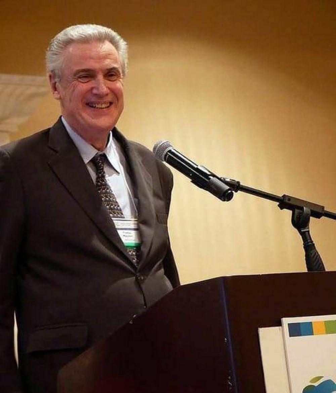 Tomás Mackey, primer argentino en presidir la Alianza Mundial Bautista
