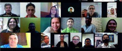 Reunión Virtual de la Pastoral de Comunicación Nacional