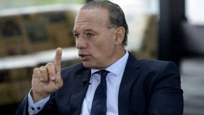"""Sergio Berni, ante las críticas del Gobierno nacional: """"Voy a renunciar cuando el gobernador me lo pida"""""""