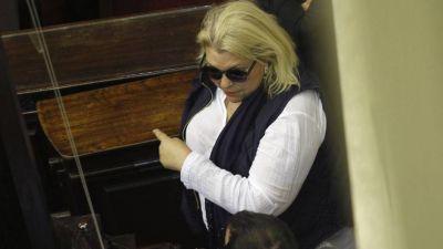 Larreta y Vidal temen una candidatura de Carrió en Provincia