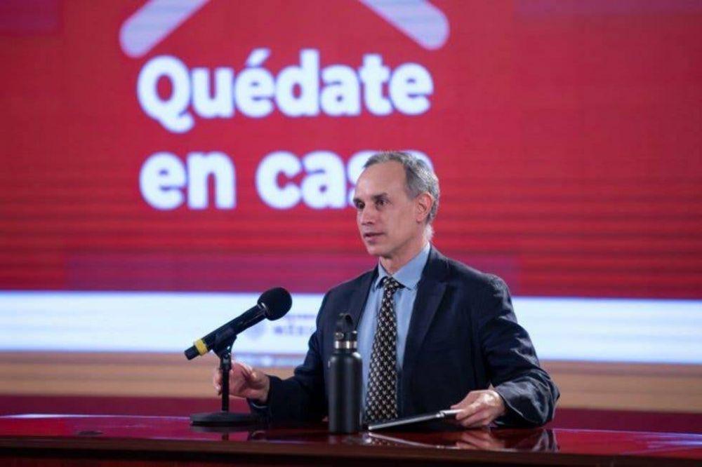López-Gatell insiste contra bebidas azucaradas, 'con la pena, seguiremos tocando intereses'