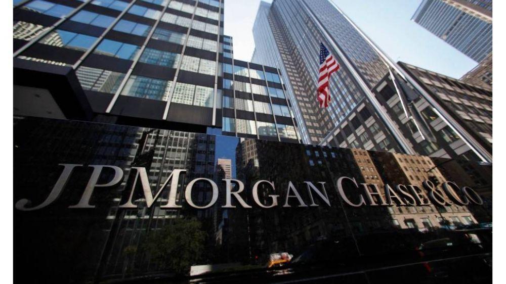 Respaldo de JP Morgan: