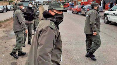 Intendentes ahora reclaman un fondo de seguridad para el Conurbano