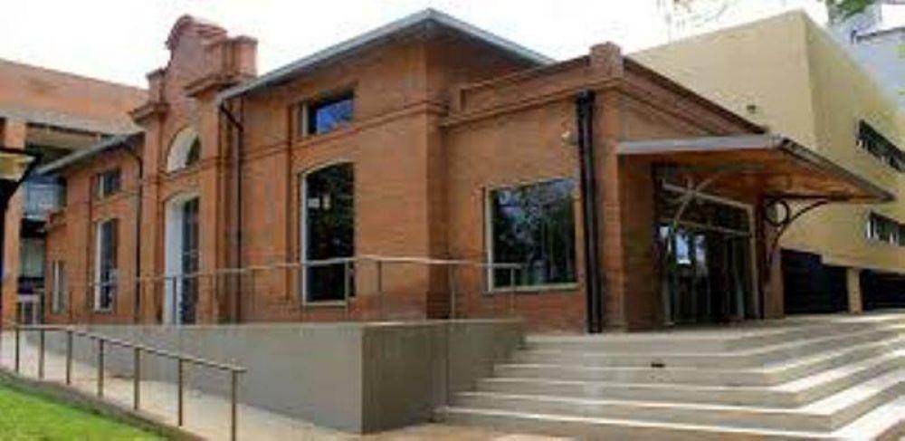 El IPRODHA entregó la obra de la Biblioteca del Museo Cambas