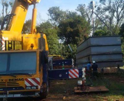 La Cooperativa de Wanda incorpora nueva planta de tratamiento de agua cruda