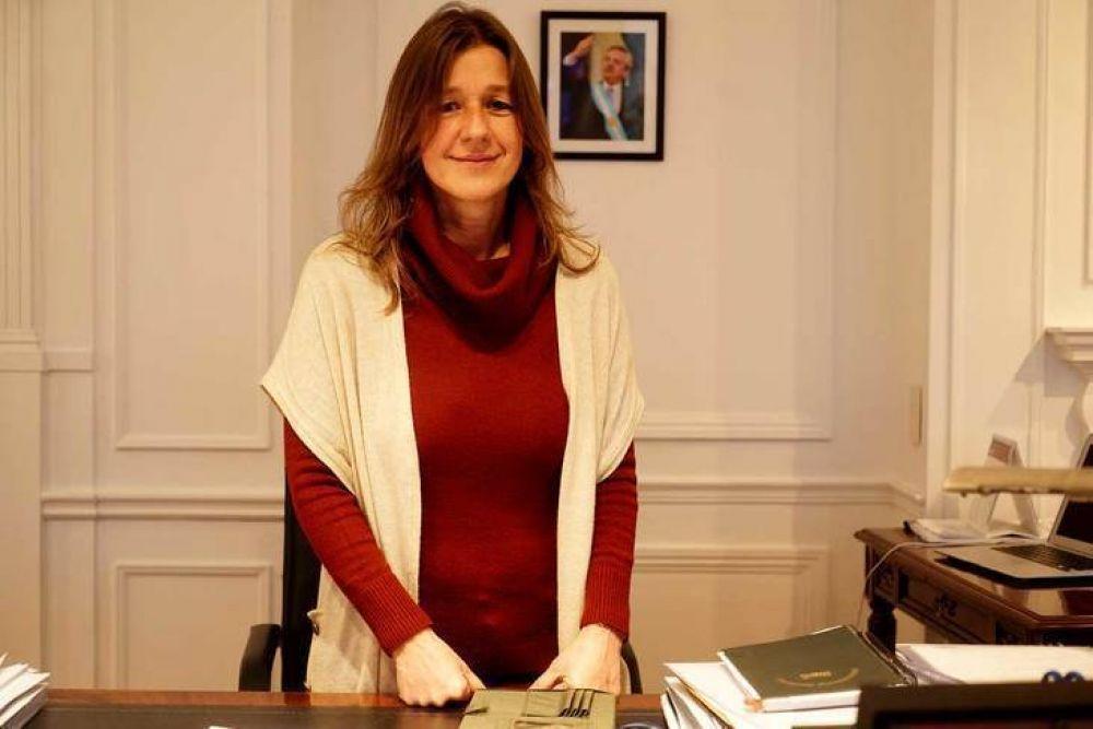 Sabina Frederic: