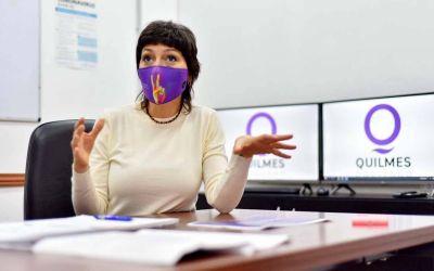 La intendenta de Quilmes, Mayra Mendoza, dio positivo para coronavirus