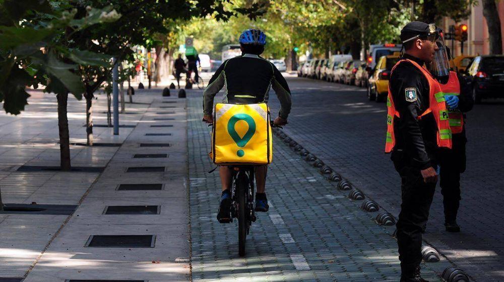 Trabajadores de plataformas en Argentina: la lucha en tiempos de pandemia