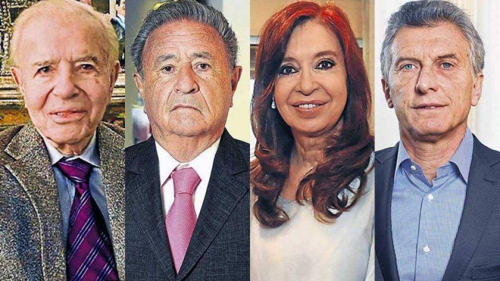 Cristina, Macri, oficialismo y oposición: por una declaración conjunta ante los acreedores