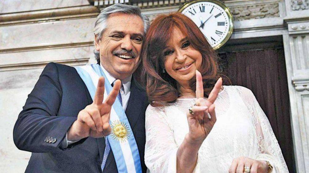 Alberto y Cristina: los Pimpinela