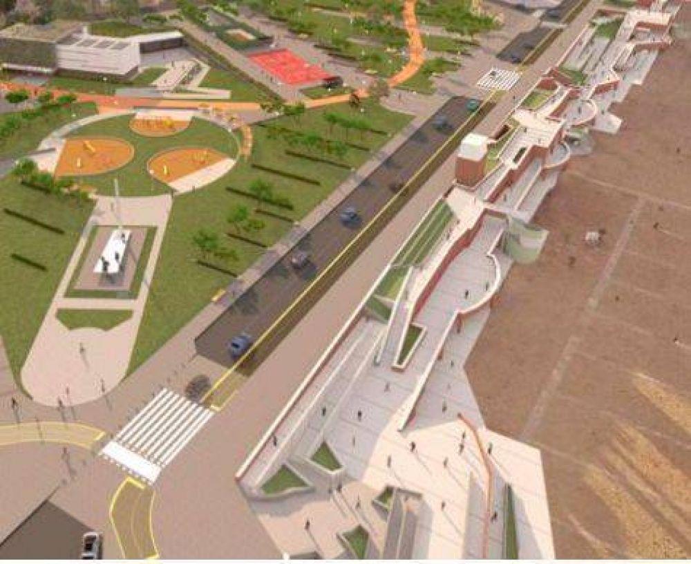 Este lunes comienzan la obras de remodelación de Plaza España y el Paseo Costanero