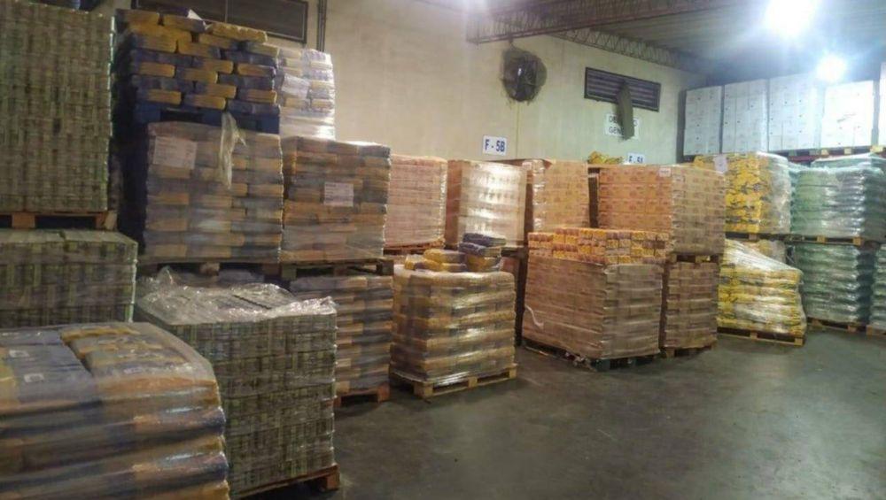 Compran 180 mil kilos de alimentos para comedores con el recorte de sueldo de los funcionarios locales