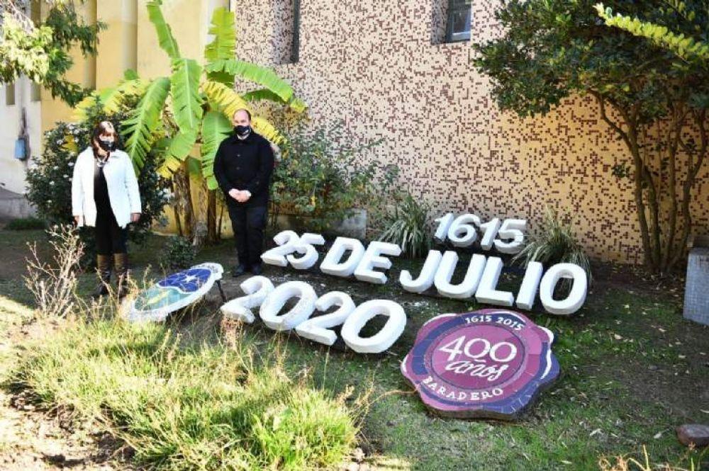 Baradero festejó los 405 años de historia