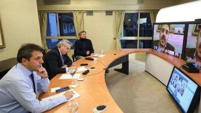 El trabajo secreto de Sergio Massa y Máximo Kirchner para garantizar el equilibrio interno dentro del Gobierno