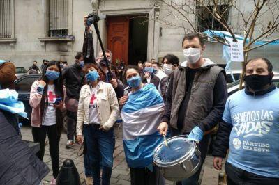 Aborto: rechazo de entidades a la adhesión de la Ciudad a un protocolo