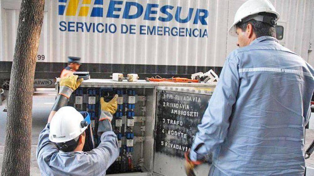 Los intendentes suben la apuesta contra Edesur y ponen la mira en las tarifas
