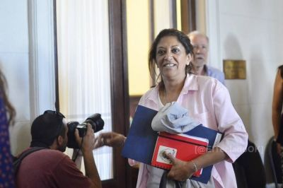 Coronavirus en la política: La senadora Ana Devalle dio positivo para covid19
