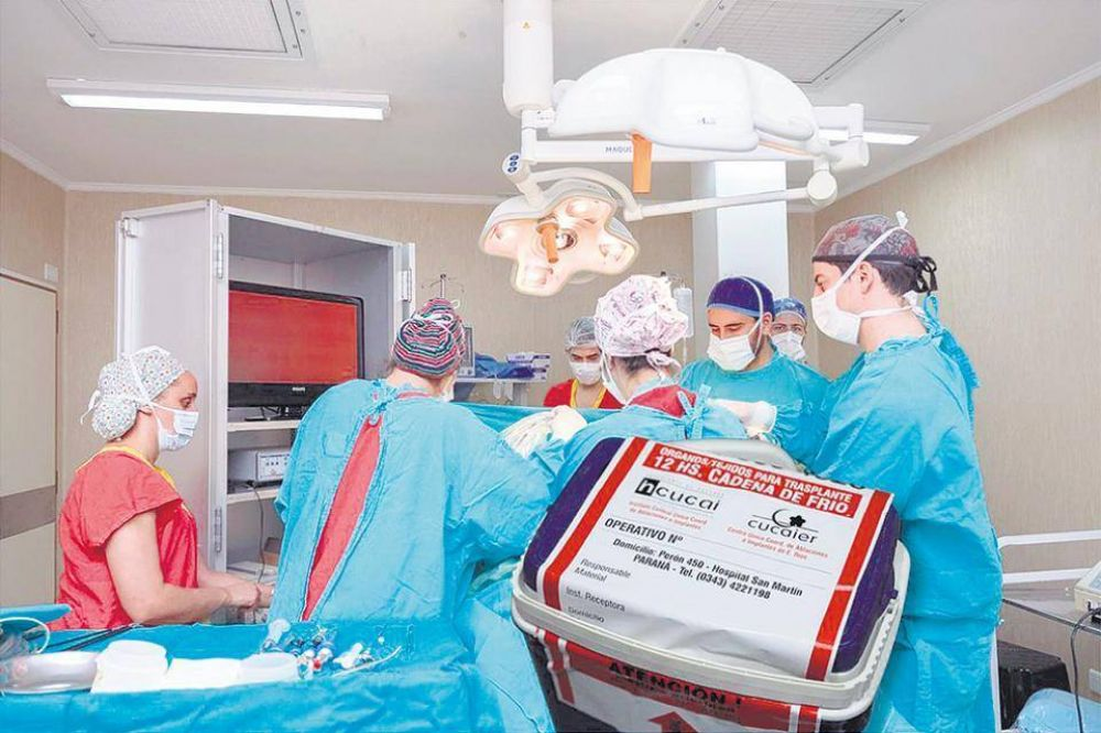Trasplantes: qué pasa con las donaciones y las operaciones en la pandemia