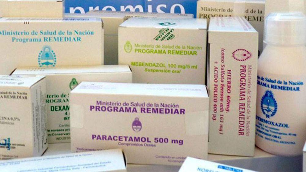 Garantizan el acceso a medicamentos del programa Remediar durante la pandemia