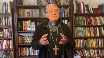 Mons. Ojea pidió gestos de igualdad y equidad en la pandemia
