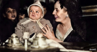 Una frase de Eva Perón se cuela en el debate por la legalización del aborto