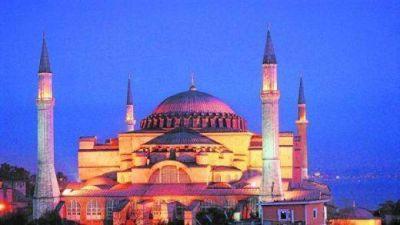 Hagia Sophia: