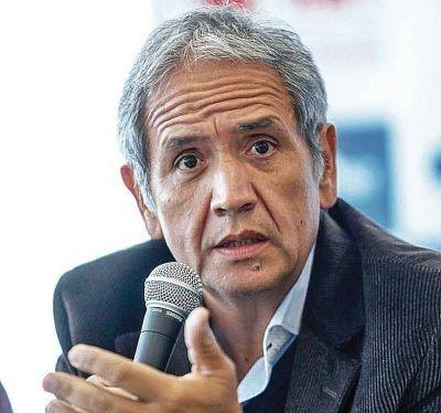 Palazzo le pidió a la CGT que convoque a un plenario de secretarios generales