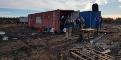 Trabajo esclavo: rescatan a 21 trabajadores rurales que eran explotados en un campo de Lobería