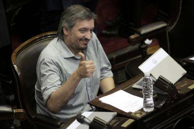 Máximo Kirchner, el equilibrista inesperado