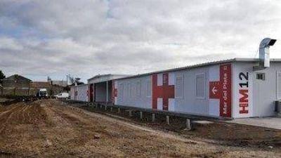 Por teleconferencia, el presidente Alberto Fernández inaugurará el hospital modular