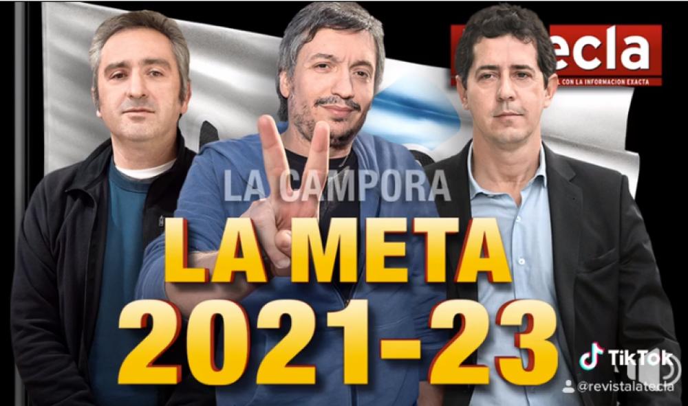 2021-2023: la sintonía fina de La Cámpora para el avance territorial
