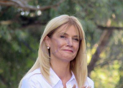 La vicegobernadora bonaerense se hizo el test de coronavirus y dio negativo