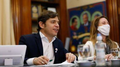 Aires de cambio en el gabinete de Axel Kicillof