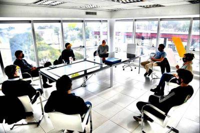 Edelap anunció obras en La Loma y ampliación de capacidad eléctrica en Parque Sicardi