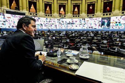 El oficialismo se prepara para intentar sacar dos proyectos clave en Diputados